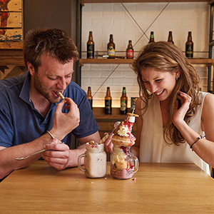 88 FREAKSHAKES COME TO OUR YORK HOTELS RESTAURANT